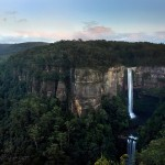 Belmore Falls in Morton National Park