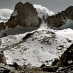 Snowpatch and Bugaboo Spires