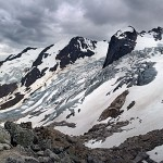 Bugaboo Glacier and the Hounds Tooth