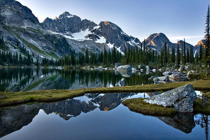 Drinnon Pass, British Columbia