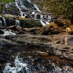 Mae Ya Waterfall