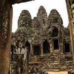 The Bayon at Angkor Thom