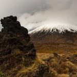 Tongariro Lava