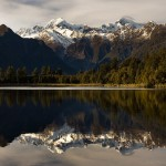 Lake Matheson & Mount Cook